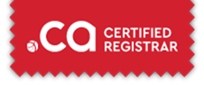 CIRA certified ca domain registrar